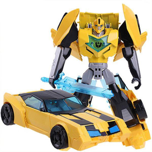 Transformers BumbleBee Toy Action Figure