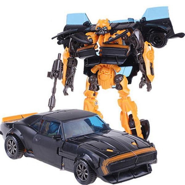 Transformers BumbleBee Black Car Action Figure