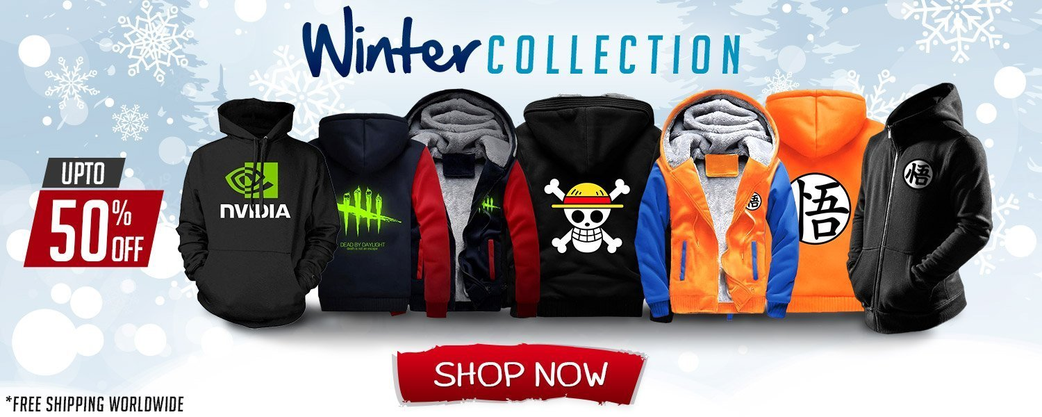 Winter Collection For GAMERS!