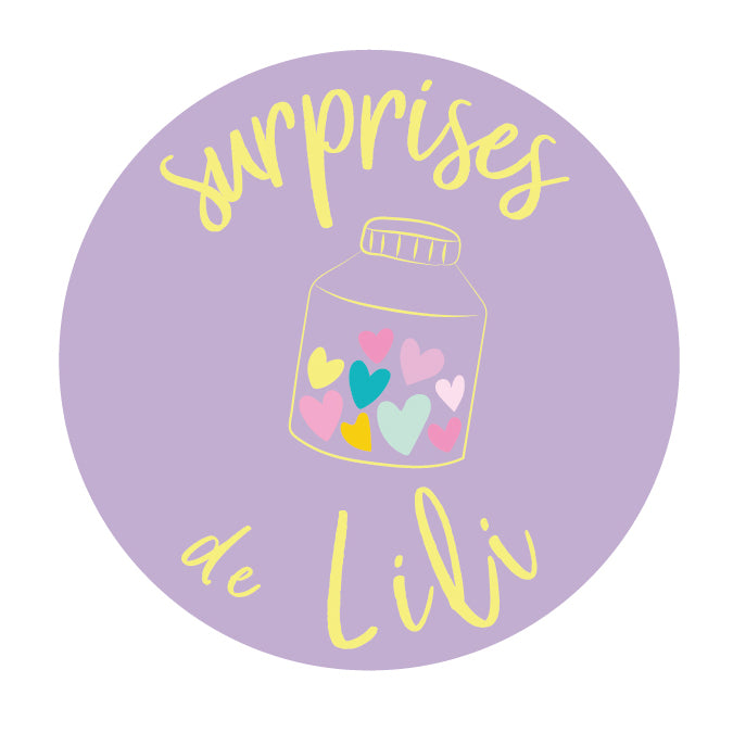 OUR NEW PRODUCT : LILI'S SURPRISES!