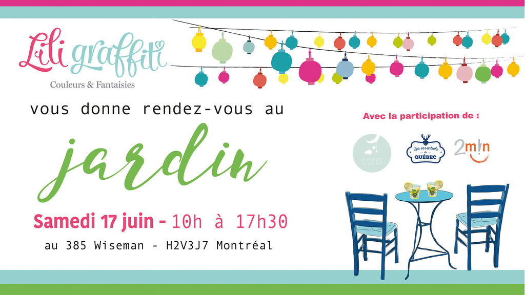 Rendez-vous in the garden