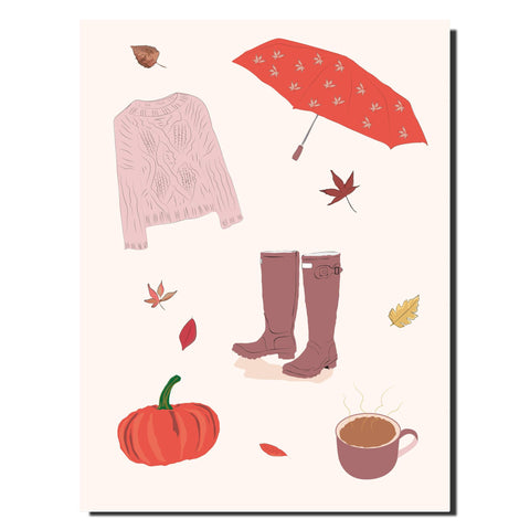 Cahier Automne