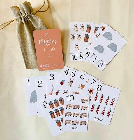ABC Flashcards set