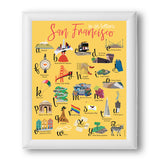 San Francisco in 26 letters