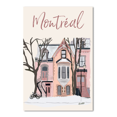 Montreal - winter