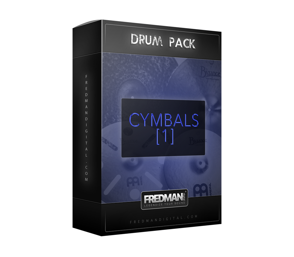 CYMBAL PACK 1