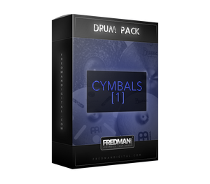 CYMBAL PACK 1 - Fredman Digital