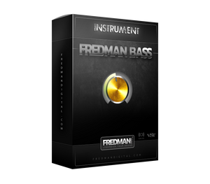 Fredman Bass Plugin - Fredman Digital
