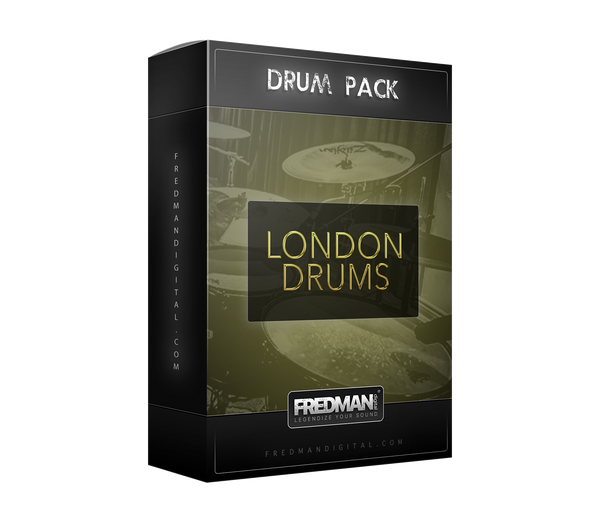 London Drums - Fredman Digital