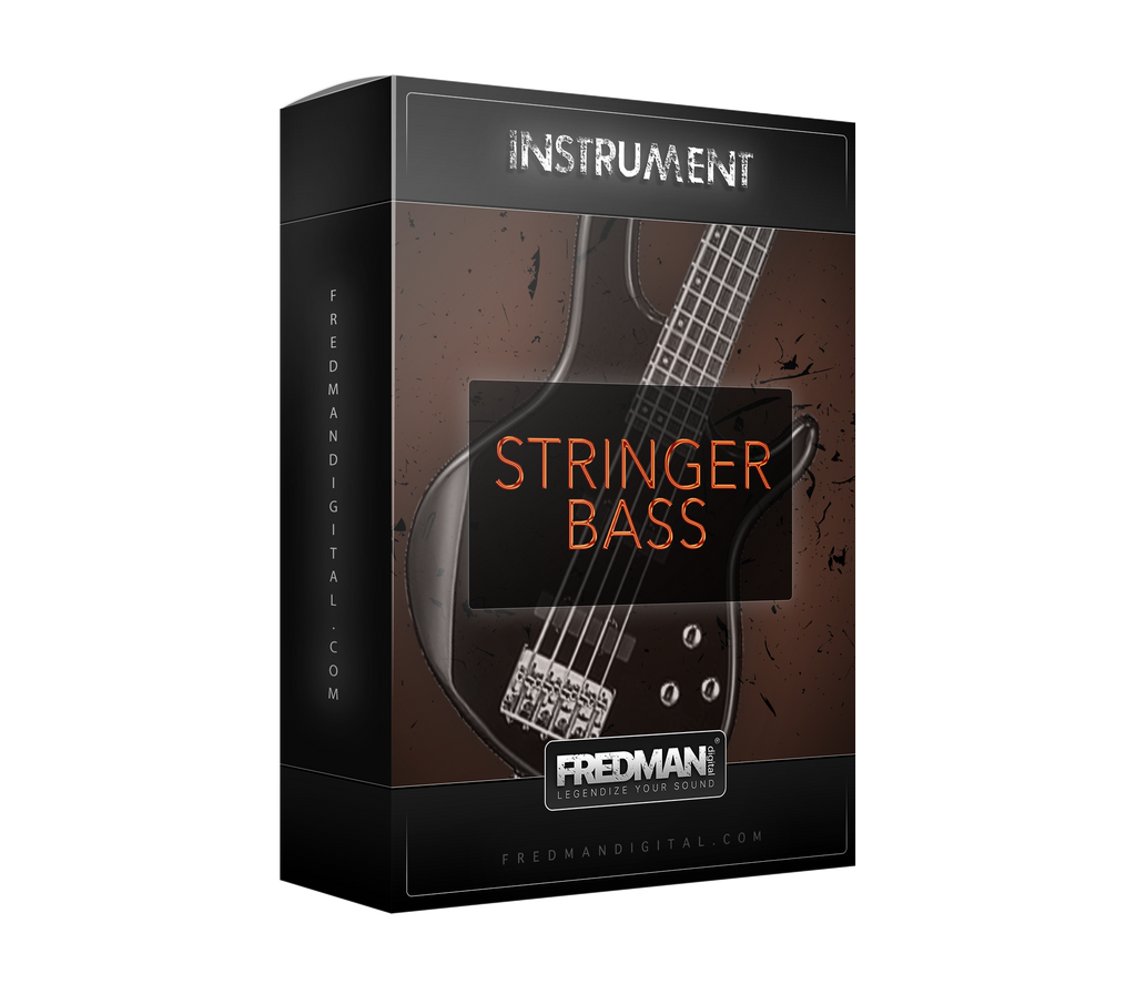 Stringer Virtual Bass - Fredman Digital