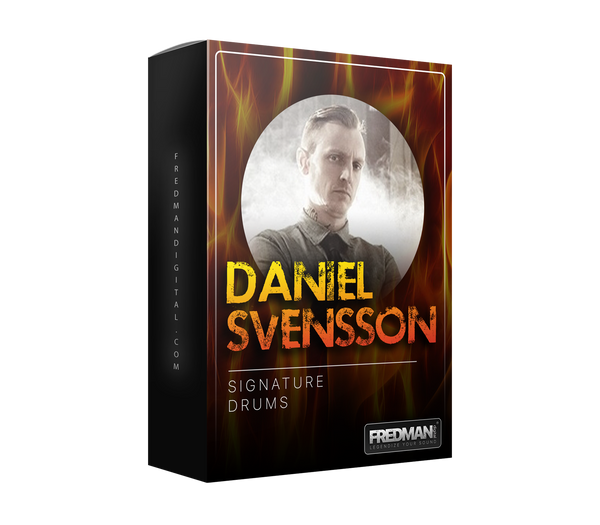 Svensson Drums - Fredman Digital