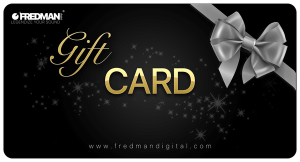 Gift Card - Fredman Digital