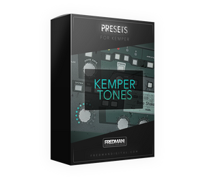 Presets for Kemper - Fredman Digital