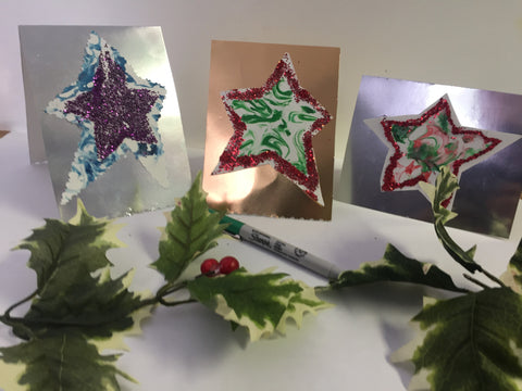 Holiday Star Cards