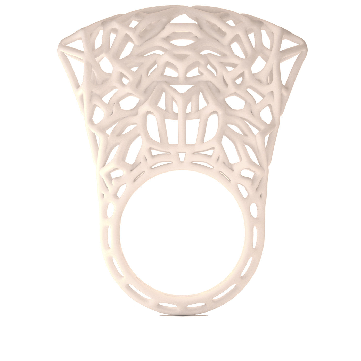 Thrones Ring Plastic
