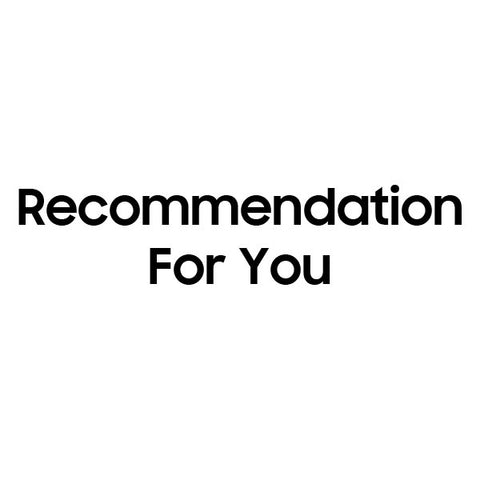 Recommendation For You