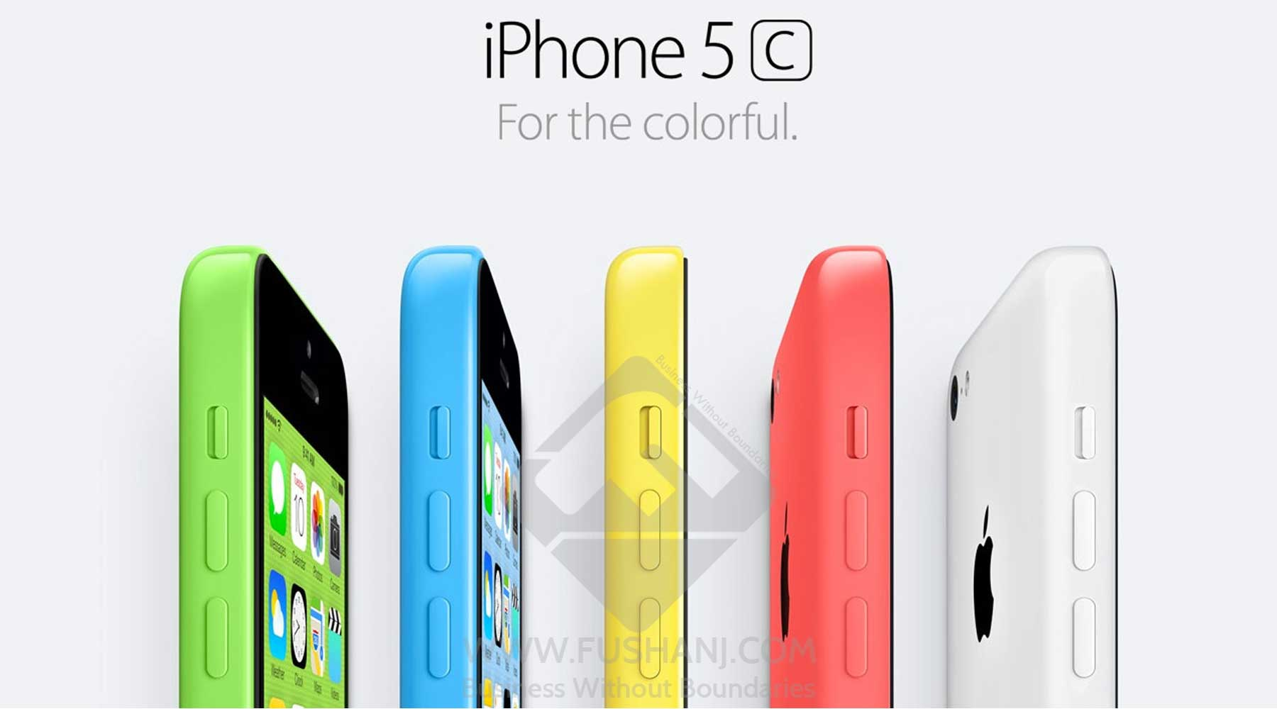 Apple iPhone 5c buy it in a better price Fushanj.com