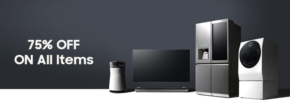 Electronics & Accessories Discounted price for your home