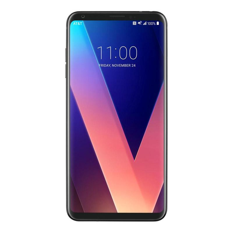 lg v30 black 64gb 4gb ram gaming display
