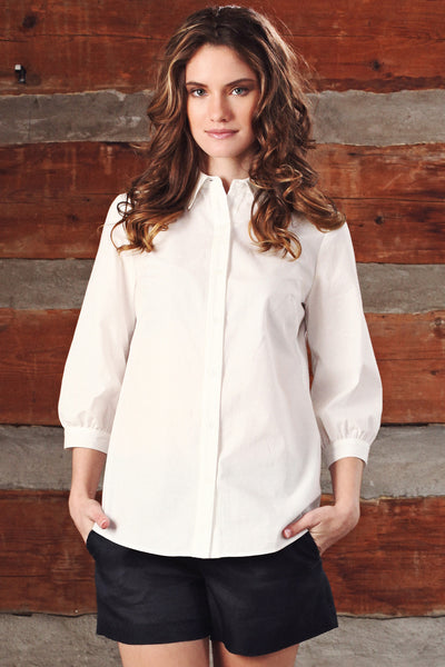 S.I.C. Couture 'Danny' White Button Up