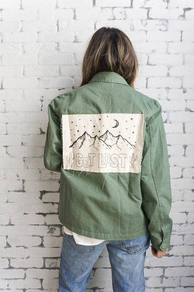 Sage The Label 'Dreamwalker' Jacket