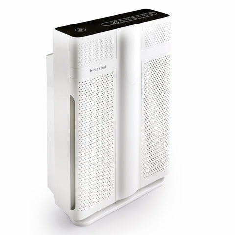 Biota Bot Air Purifier Large Room For Allergies and Pets, HEPA and Charcoal Filter for Home Model #MM608