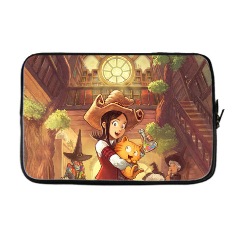 Pepper & Carrot Laptop Sleeve