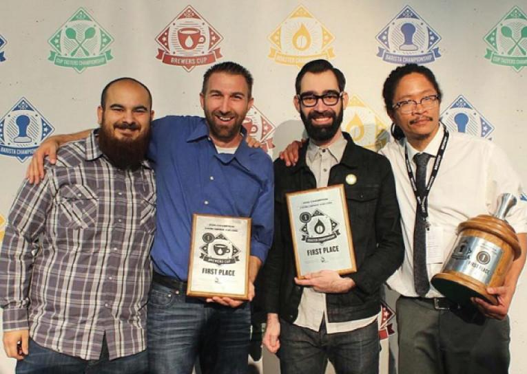 Todd Wins U.S. Brewers Cup... For The 2nd Time!
