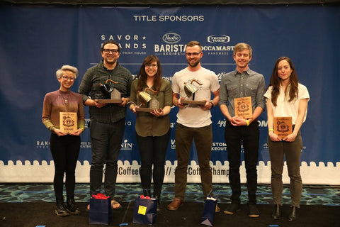 US COFFEE CHAMPS 2019