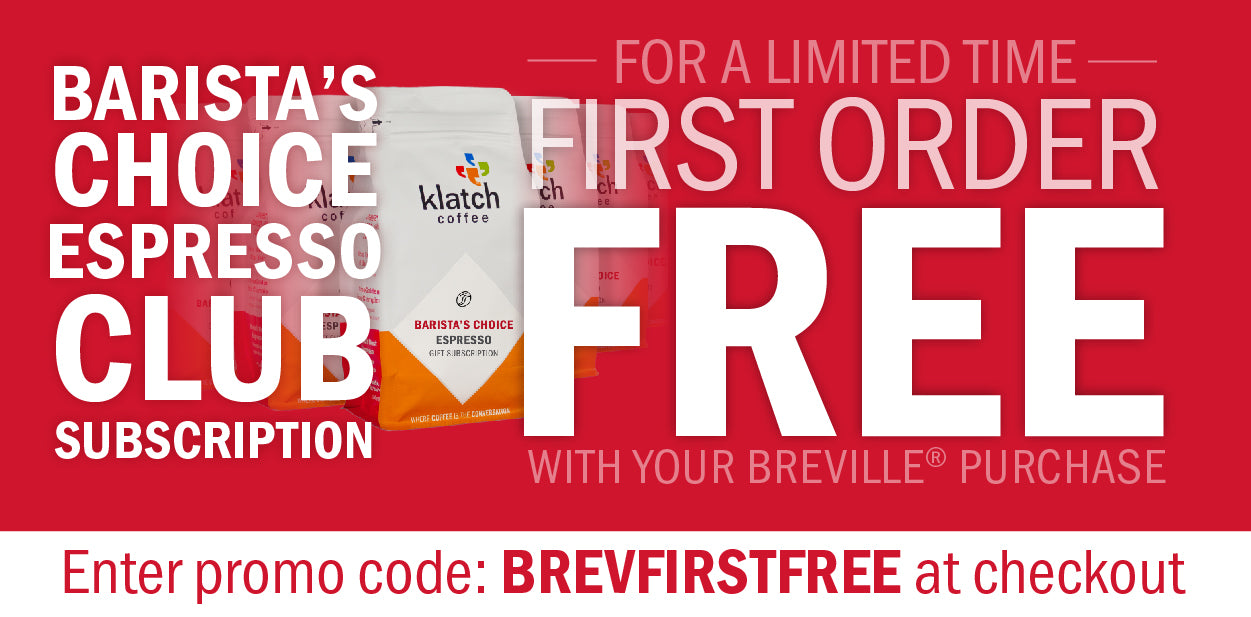 free espresso subscription redeem save