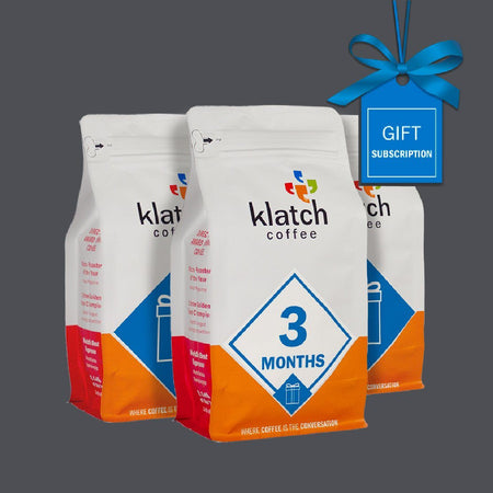 Roaster's Choice Blend - Monthly Gift Subscription (3 months)