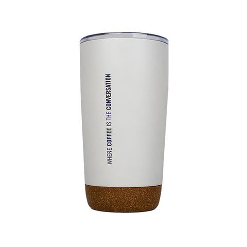 Coffee Is The Conversation - Austin 16 oz Thermal Tumbler