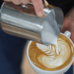 Latte Art Class - Klatch Coffee Roasting