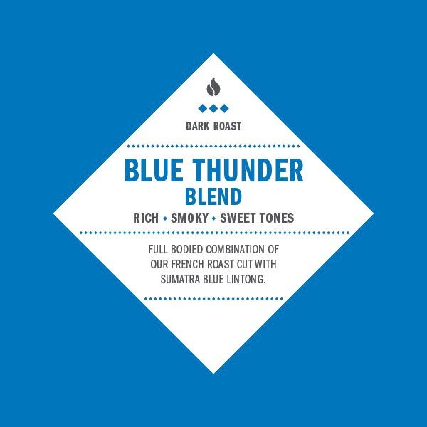 Blue Thunder Blend - Klatch Coffee Roasting