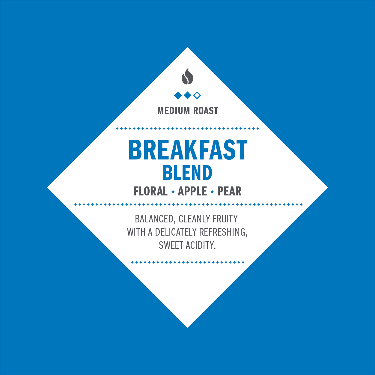 Breakfast Blend - Klatch Coffee Roasting