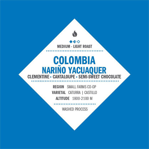 Colombia Nariño Yacuaquer