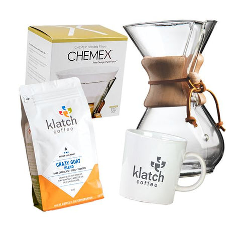 chemex brewing starter kit