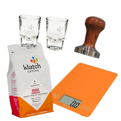 Espresso Accessories Kit