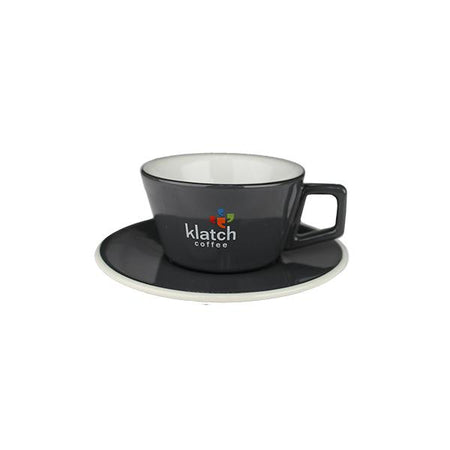 6 oz. Klatch Coffee Angle Cappuccino