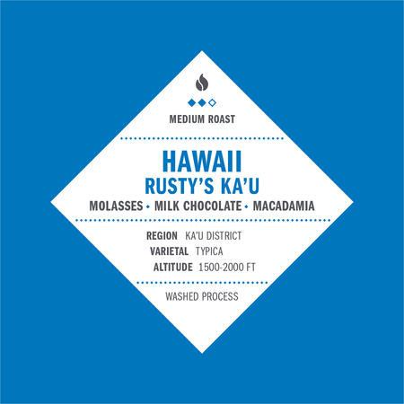 Hawaii Rusty's Ka'u