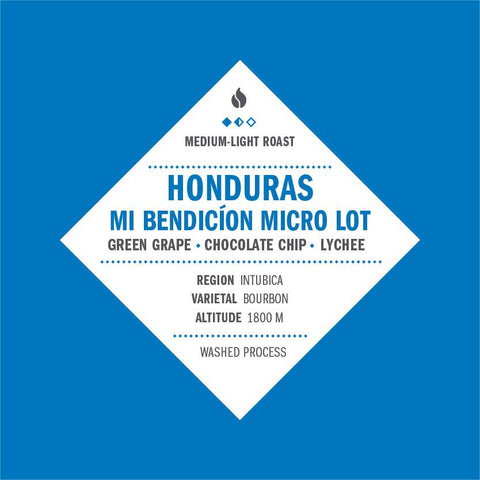 Honduras Mi Bendición Micro Lot