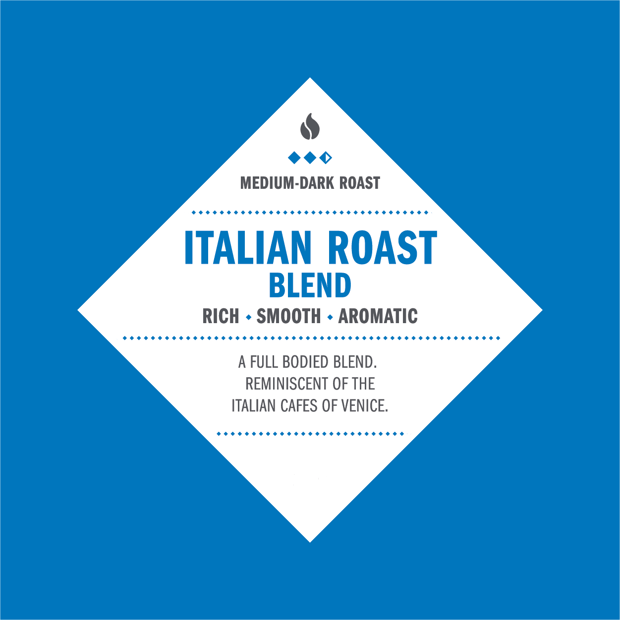 Italian Roast - Klatch Coffee Roasting
