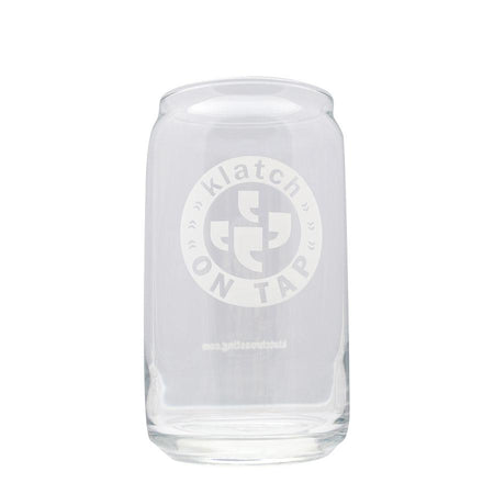 Klatch On Tap 16oz Klatch Coffee Cold Brew Glass Can - Klatch Coffee Roasting