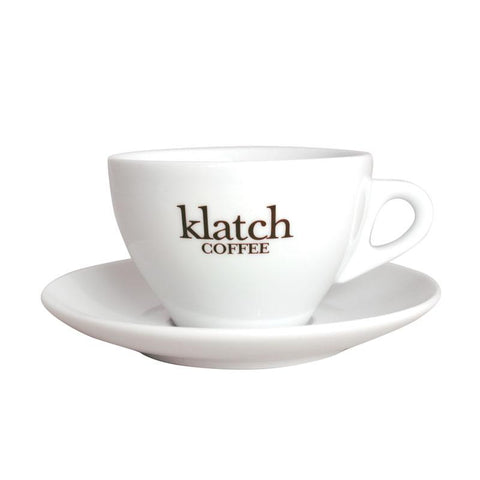 11 oz. Latte Cup and Saucer Set