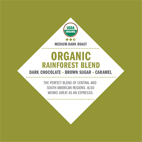 Organic Rainforest Blend