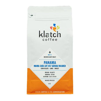 Panama Mama Cata Lot # 57 Geisha Washed - Klatch Coffee Roasting