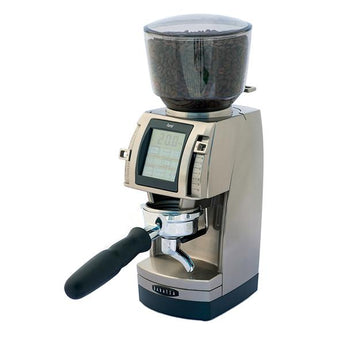 Baratza© Forte-AP Flat Ceramic Burr with PortaHolder and Bin