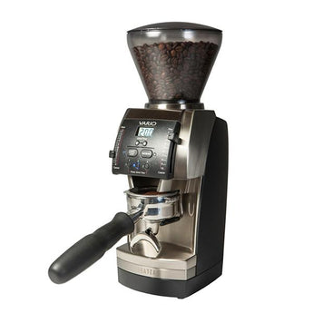 Baratza Vario - Flat Ceramic Burr with Metal Portaholder and Bin