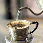 best temperature for coffee brewing