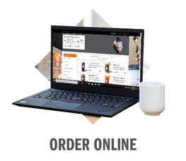order online with ease